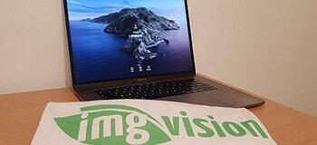 Img.vision laptop
